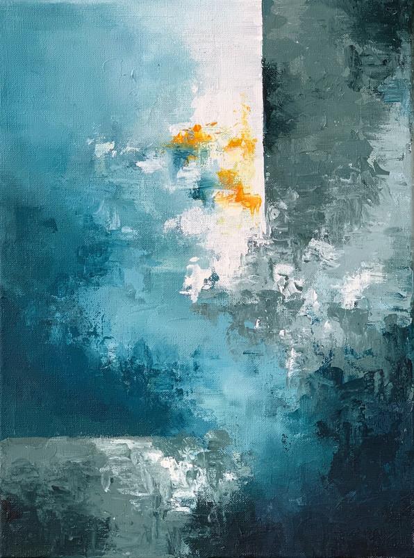 30x40 cm | acrylics on canvas | A
