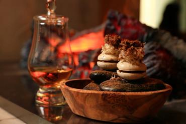 truffle, porcini, comte macaroon.jpg