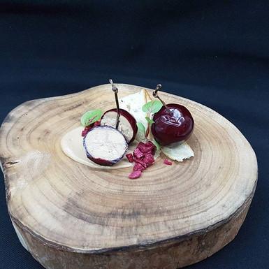 #foiegras #cherry #chefjamesoakley #theartofplating #thestaffcanteen #foodstarz_official #chefstalk #chefstable #foodlovers #foodpic #foodpo