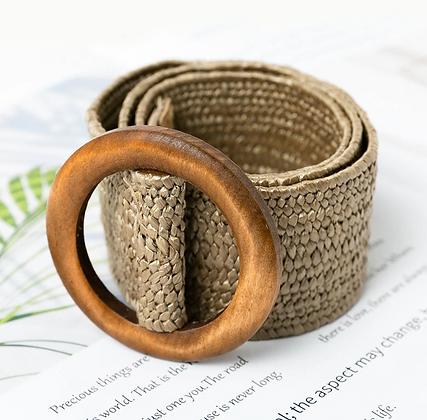 Adjustable Belt Wood