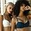 Lingerie 2pcs en Dentelle Provocation Victoria's secret Etam Soutien-gorge Push-up soldes 2019
