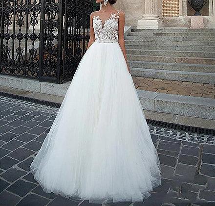Robe de mariée Princesse Katharina