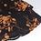 Robe Noire Fleurie manches longues Lexie robe estivale asos zara festigals soldes 2019