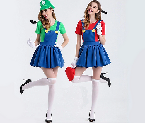 Déguisement Super Mario Bross Adulte