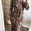 Robe longue fendue imprimé léopard zara robe bershka robe asos soldes leopard dress 2019 festigals
