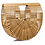Sac en Bambou avec poignée Lovehook