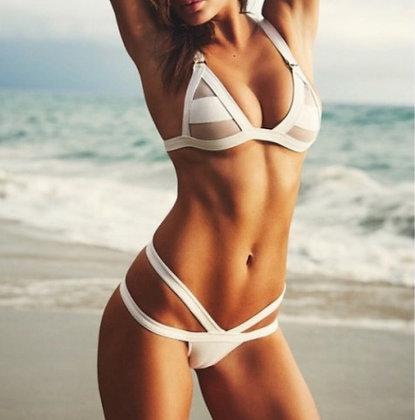 Bikini Brésilien Minimalist Mesh Elora