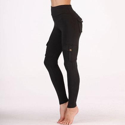 Legging Gainant avec Poches festigals soldes vinted calzedonia salsa pantalon rangement sport pockets legging zara asos