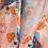 Blouse Kimono Imprimé Floral Red asos Petite free people top gypsy bohème ethnique