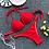 Thumbnail: Bikini Bonnets moulés Eleganza