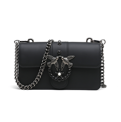 Mini Sac Shinny cuir Birds