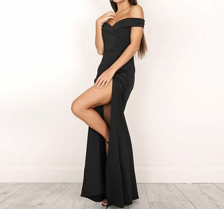 Robe de Soirée Longue Chic Helsey