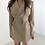 Veste Blazer avec Ceinture Tunique Naomie Blazer robe soldes 2019 Festigals Zara Asos Forever21