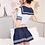 Déguisement Sexy Uniforme Écolière Adulte femme sexy costume lingerie school girl asos missguided festigals 2019