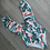 Monokini Tropical Lipsy maillot de bain une piece vinted soldes zara asos festigals undiz 2020