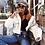 Thumbnail: Veste Polaire Crop à Boutonner Bridget