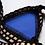 Bikini maillot de bain Ethnique boheme Kiini swimsuit swimwear reversible crochet neoprene discount code 2019 festigals asos
