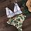 Maillot de bain Bananoon imprimé fleuri taille haute festigals bikini vinted neuf soldes asos undiz etam calzedonia oysho