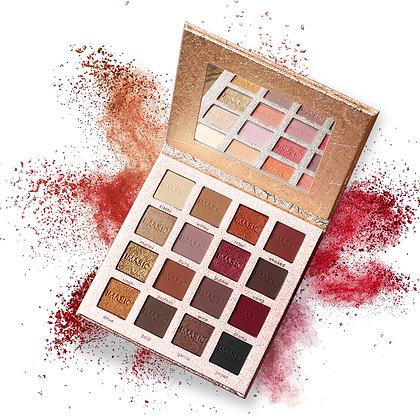Palette Ombres à paupières 12 couleur Imagic eyeshadows mates kylie jenner mac sephora style high quality makeup muc