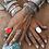 Set 7 Bagues Argentées Native American Nepal Tibetan rings gypsy bohostyle festigals.fr 2019 asos forever21 vinted