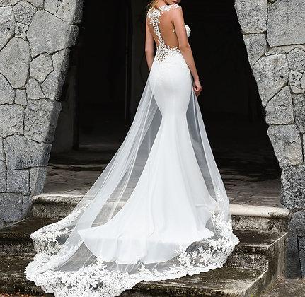 Robe de mariée Sirène Bakerloo