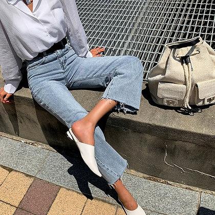 Jean Taille Haute Jambes Evasées Flare zara asos festigals.fr asos vinted soldes pantalon jeans 2021