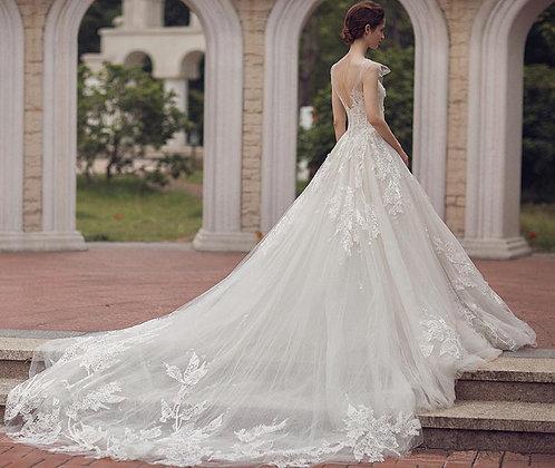 Robe de mariée Parfaite Fascination originale et délicate robe mariage pas chère livraison gratuite express asos festigals