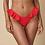Maillot de bain Rouge Calypso Bikini 2019 côtelé paddé Festigals H&M Zara Asos Mango Morgan Pimkie Urban Outfitter soldes