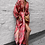 Thumbnail: Blouse Kimono Long Imprimé Floral