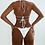 Maillot de bain Blanc Bandage Brésilien Hottee etam asos undiz bikini blanc 2019 push up