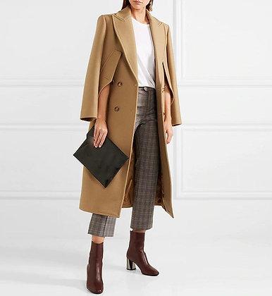 Manteau en laine Beige Kapone