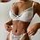lingerie dentelle push up blanc intimissimi june sixty five kim kardashian festigals asos zara etam bershka vinted undiz