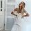 Robe de mariée bustier bohème en dentelle Kenya bridal wedding dress internation free shipping pronovia