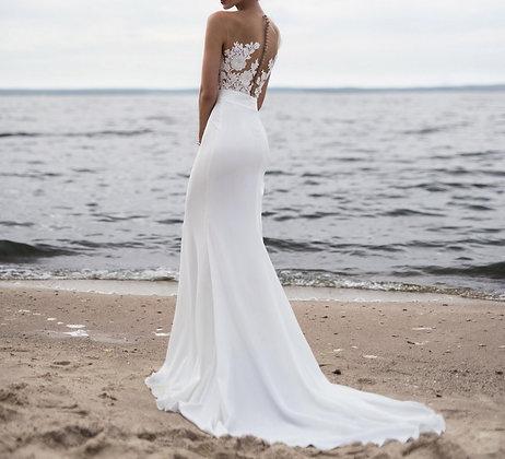 Robe de mariée Sirène White City