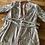 Robe Veste avec ceinture Pailletée Nude nouvel an tenue festigals festival asos bershka zara