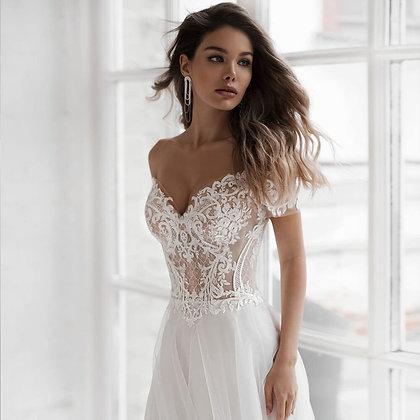 """Magnifique robe de mariée """"mon trésor"""" princess sirène qualité pas cher vinted leboncoin asos pronovias festigals"""