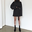 Robe Tunique Grise avec Ceinture Jess