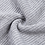 Pull gris Lacé avec œillets Manches Ballons