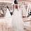 Robe de mariée Dos nu Elegancia pronovia robe en dentelle bridal weeding dress original shipping worldwide