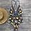 Monokini Fleuri string décolleté plongeant push-up Hippie Ya 2019 maillot de bain pas cher ethnique bohème festigals asos