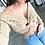 Pull tricoté maille fine décolleté cache cœur Missguided 2019 pullover jumper knitted