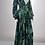 Thumbnail: Robe d'été Maxi Tropicale Manches Longues
