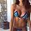 Bikini Froufrous Blue x Brazil Swimwear Natasha Alchemister 2019 beachlife brasilian swimsuit