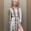 Robe fluide Imprimé Serpent July snake dress asos zara 2019 festigals soldes