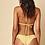Bikini Rayé Mustard Sephora culotte brésilienne undiz h&m festigals soldes maillot de bain 2019