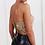 Crop top brodé Doré Anastasia asos 2019 mode femme soldes