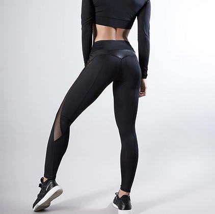 Legging Noir Sport Peach Shape musculation tenues de sport pas chères 2019