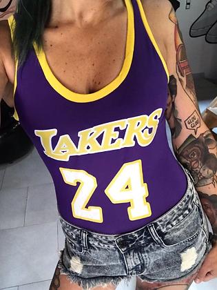 Body Violet Lakers 24 chicago bulls femme bodysuit france livraison gratuite coronavirus