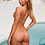Bikini Minimaliste Bretelles Invisibles Monroe maillot de bain 2019 asos h&m pas cher soldes