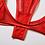 lingerie soutien-gorge rouge house od cb asos zara intimissimi wonderbra sexy festigals bershka boohoo missguided vinted